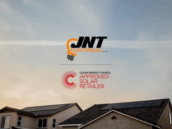 JNT Electrical – CEC Accredited Solar Retailer